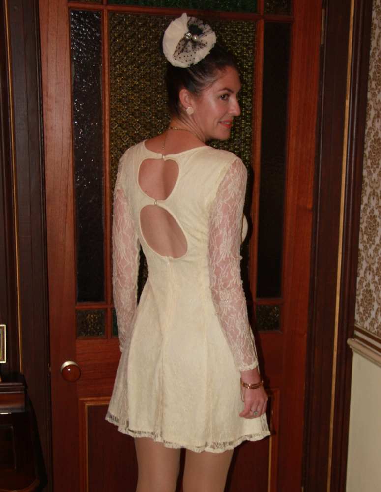 Lace Dress Back - Sep 2013