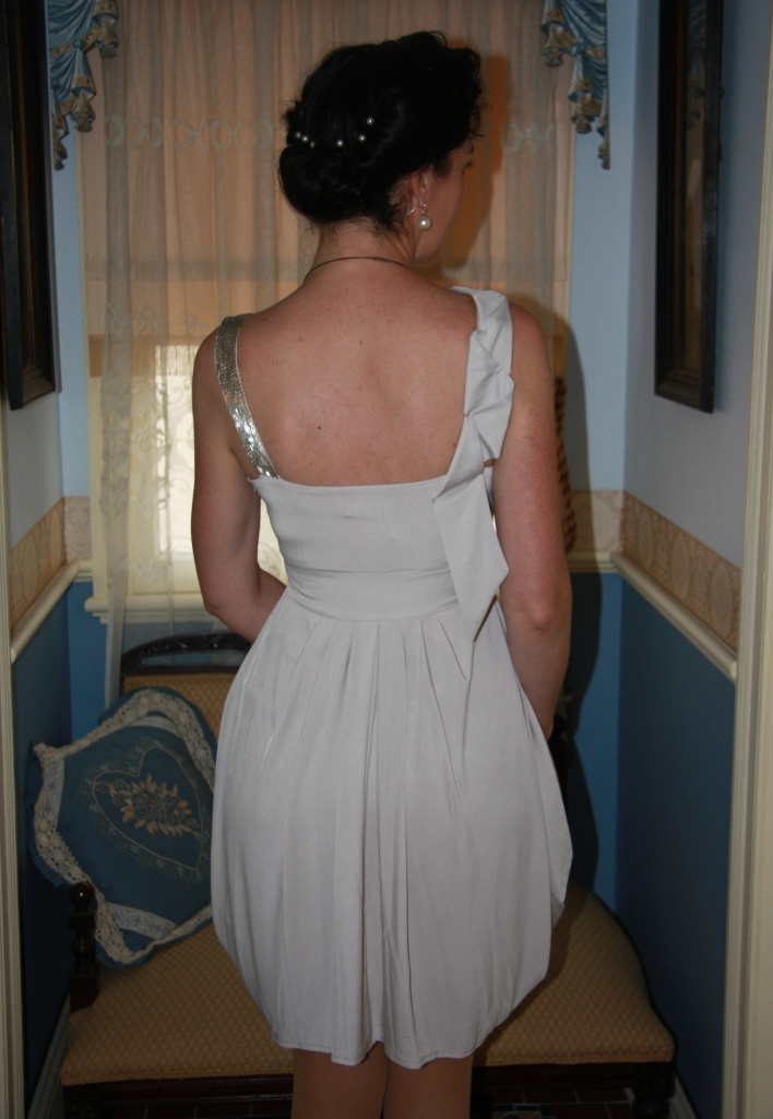 Grecian Style - Back