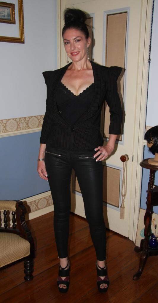 Cabaret - Front Jacket