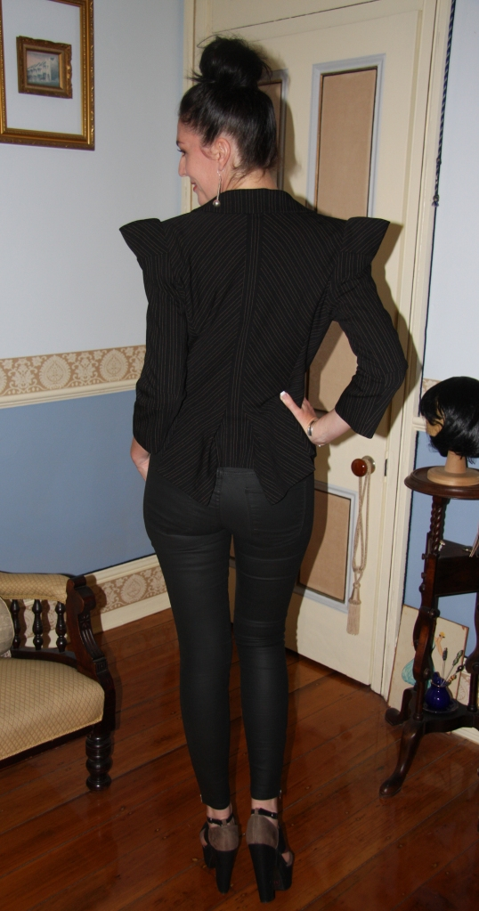 Cabaret - Back Jacket