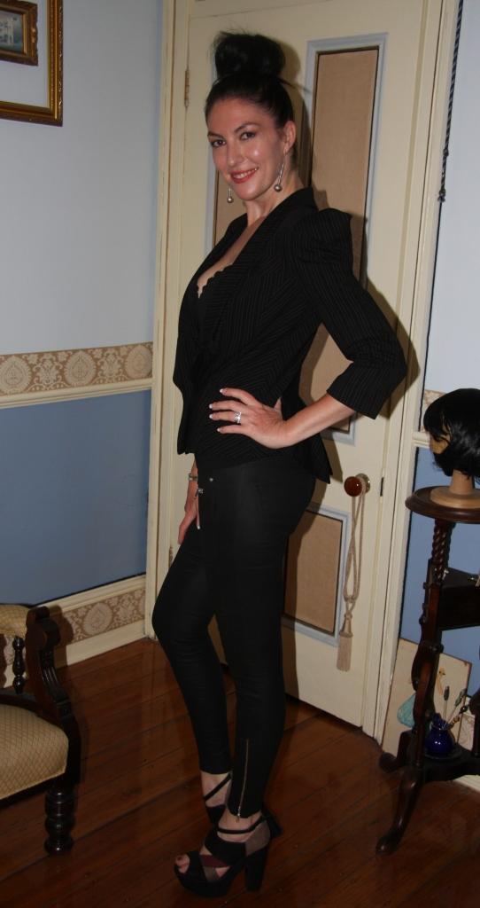 Cabaret - Side Jacket