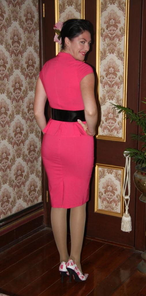 Pink Fit - Back
