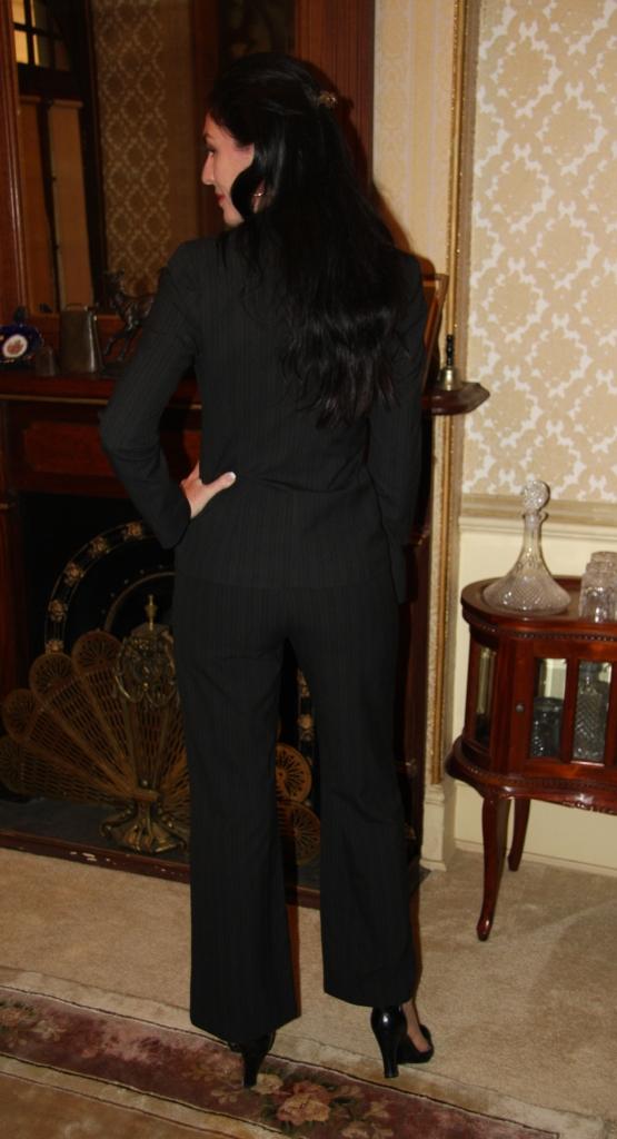 Suit Attire - Back