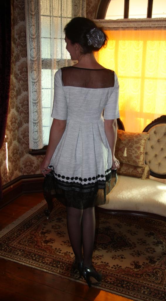 Sheer Style - Back