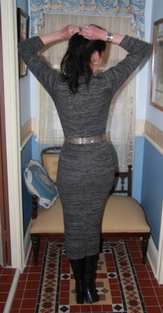 Long Lean - Back
