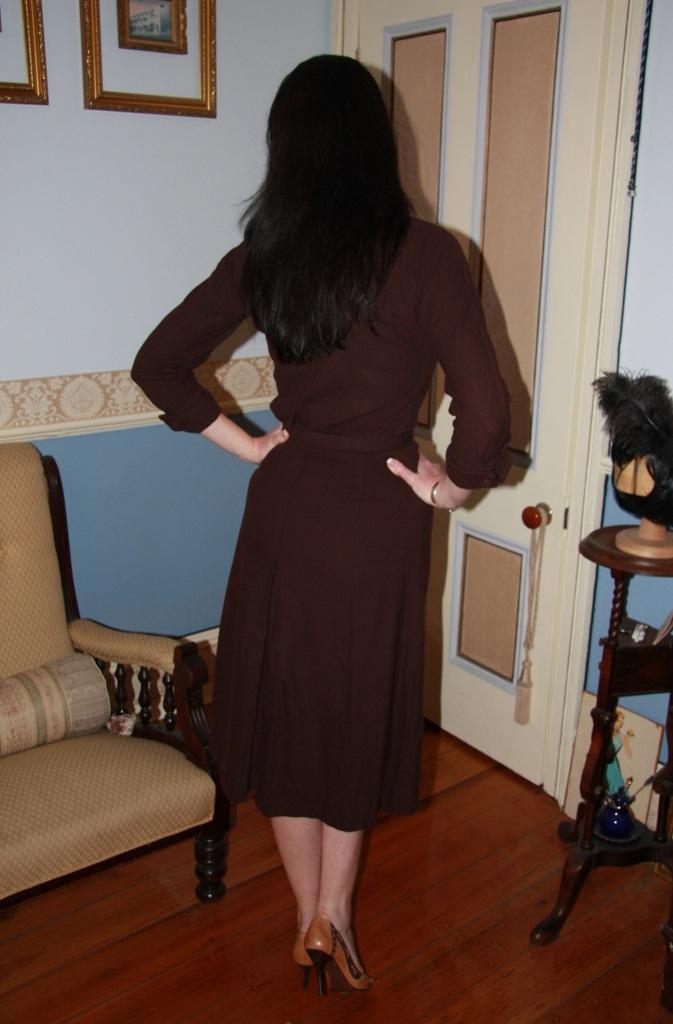 Dark Chocolate - Back