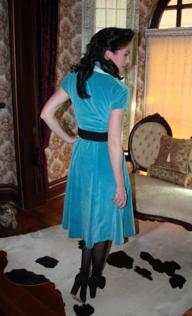 Vintage Velvet - Back