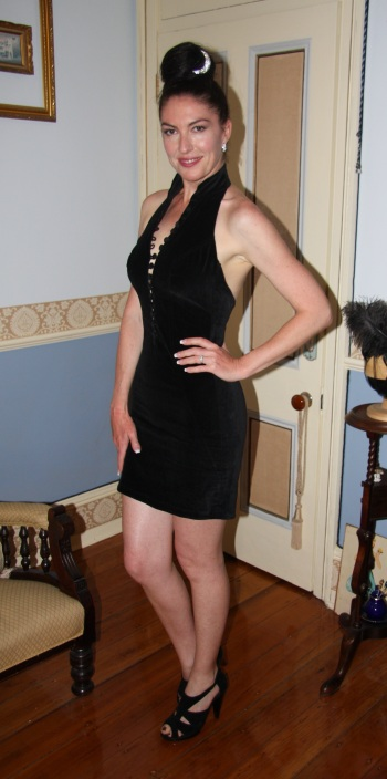 The Usherette (Night Out - Fashion Show)