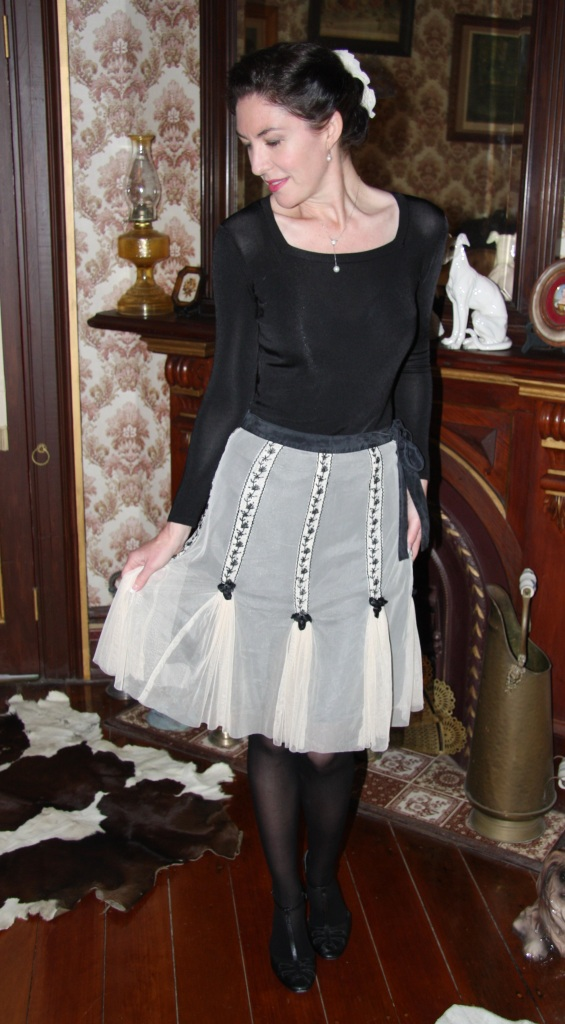 Tulle Silk - Front