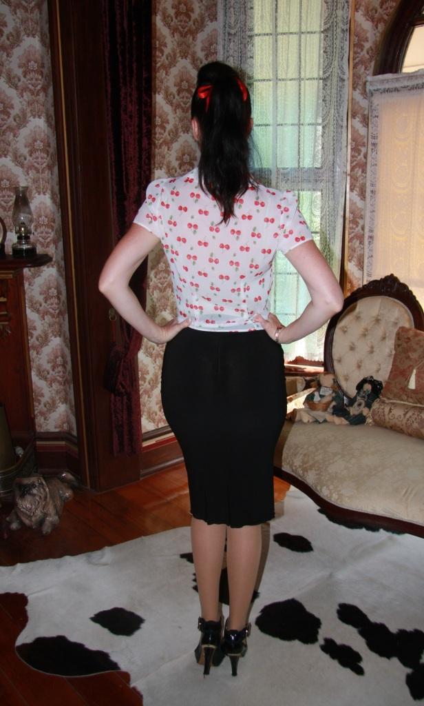 Very Cherry - Back
