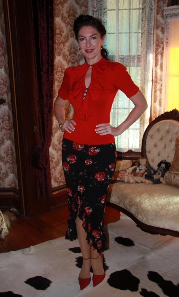 La Donna Rose - Front
