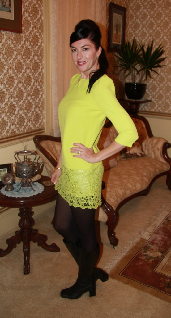 Lime and Lace - Side