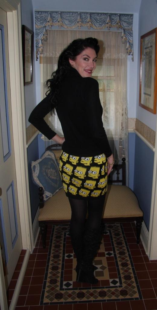 Bart - Back