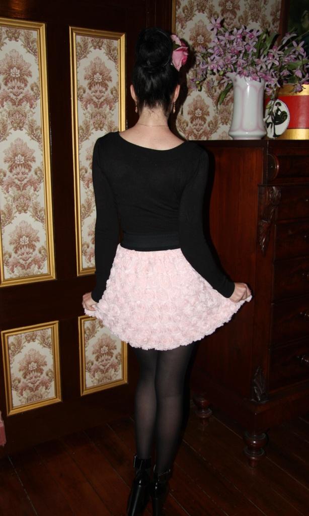 Rose Pink - Back
