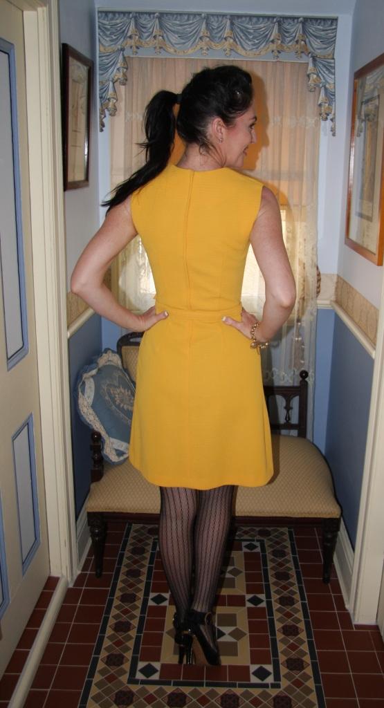 Golden Girl - Back
