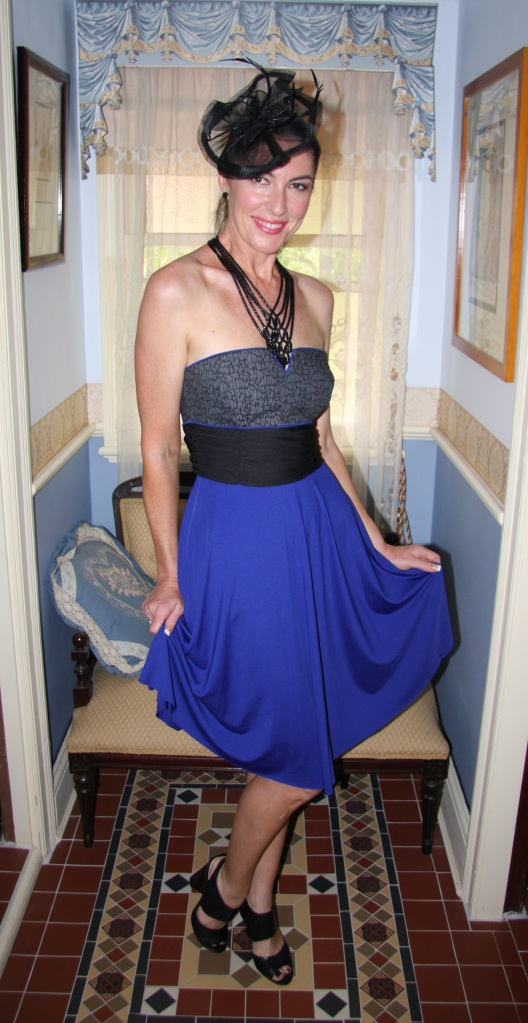 Black and Blue - Front