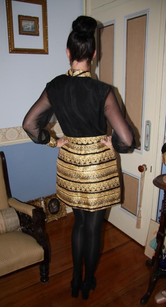 Velvet Goldmine - Back