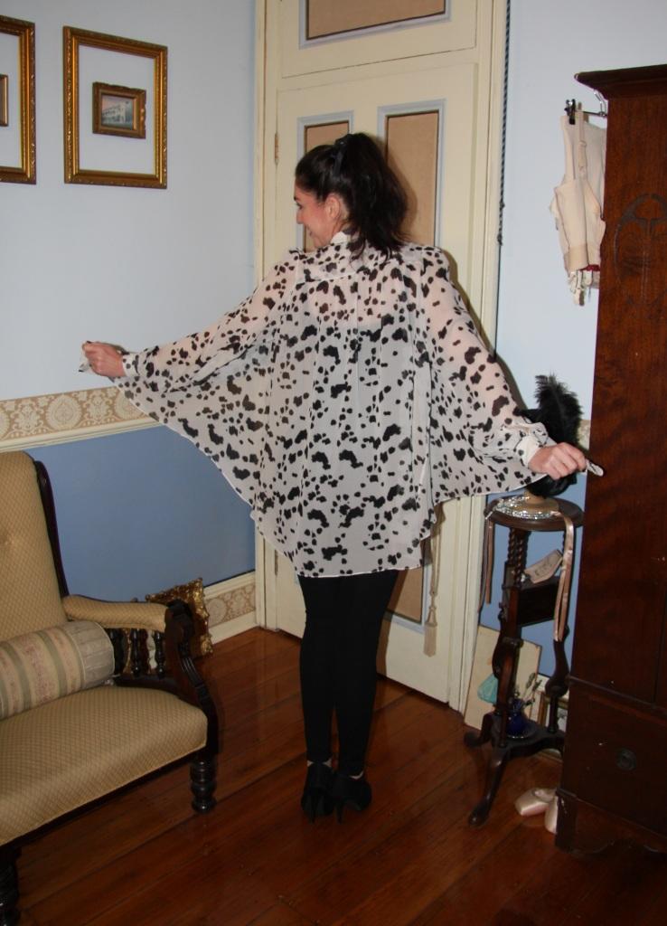 102 Dalmatian - Back