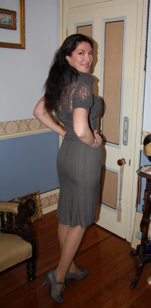 Lady Grey - Back