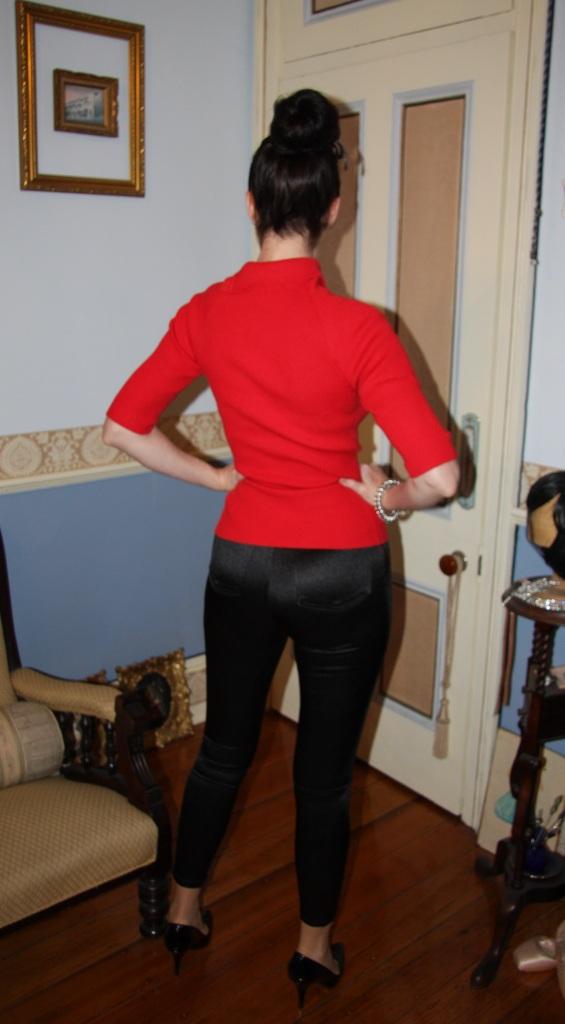 Long Line - Back